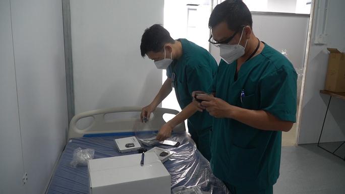 1 bác sĩ, 2 điều dưỡng sẽ theo dõi 50-100 F0 không triệu chứng tại khu cách ly - Ảnh 2.