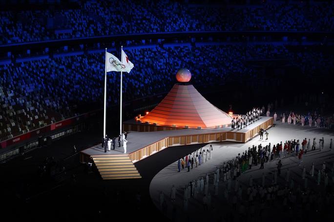 Khai mạc Olympic Tokyo 2020: Đoàn kết để thành công - Ảnh 22.