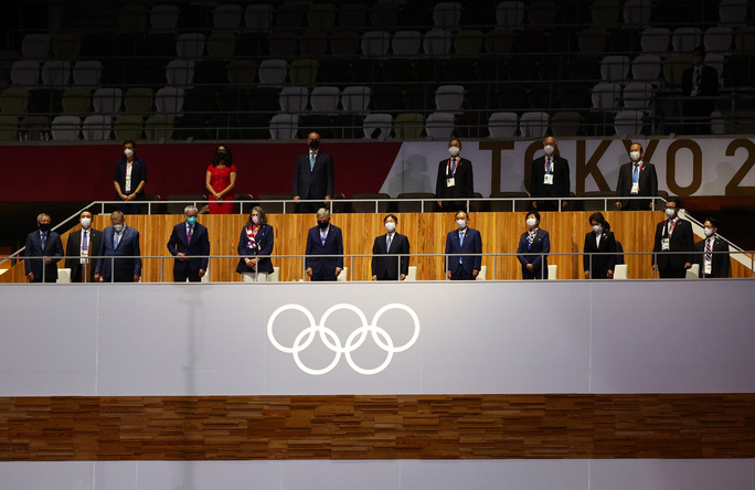 Khai mạc Olympic Tokyo 2020: Đoàn kết để thành công - Ảnh 2.