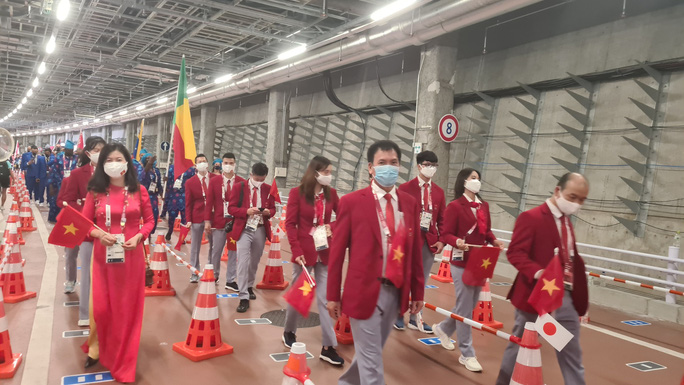 Khai mạc Olympic Tokyo 2020: Đoàn kết để thành công - Ảnh 16.