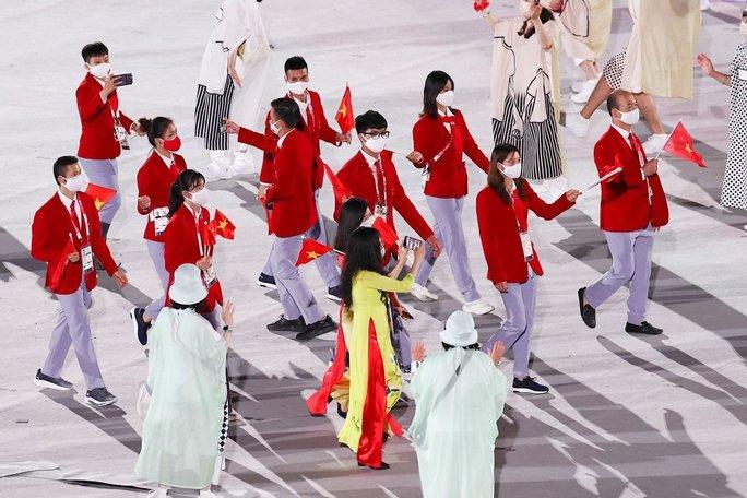 Khai mạc Olympic Tokyo 2020: Đoàn kết để thành công - Ảnh 14.