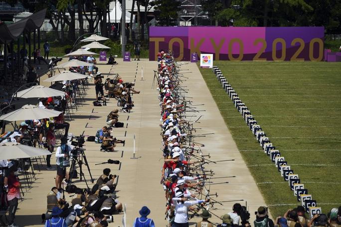 Olympic Tokyo ngày 23-7: Ánh Nguyệt, Phi Vũ lỡ cơ hội tranh đôi hỗn hợp - Ảnh 7.