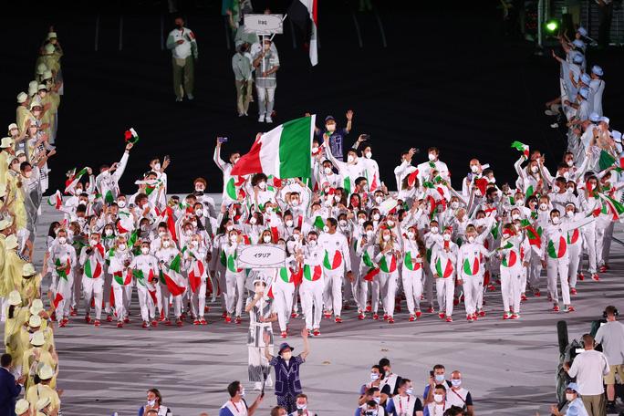 Khai mạc Olympic Tokyo 2020: Đoàn kết để thành công - Ảnh 9.