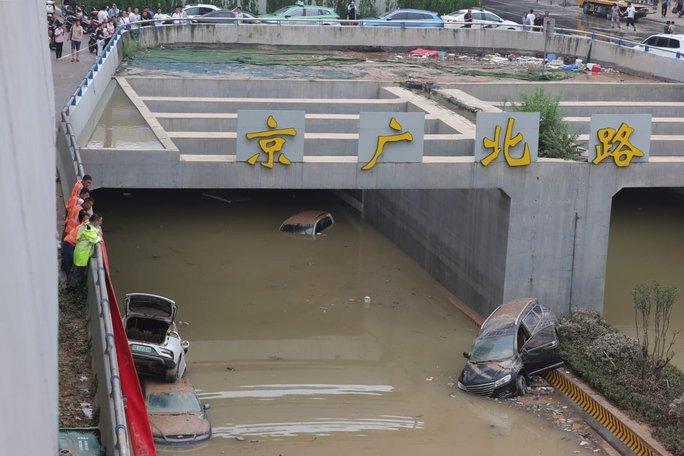 Bão In-Fa trên đường lao thẳng vào kho dầu chiến lược của Trung Quốc - Ảnh 11.