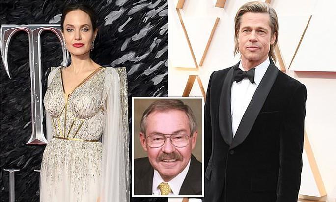 Angelina Jolie lật thế cờ, Brad Pitt mất quyền nuôi con chung - Ảnh 1.