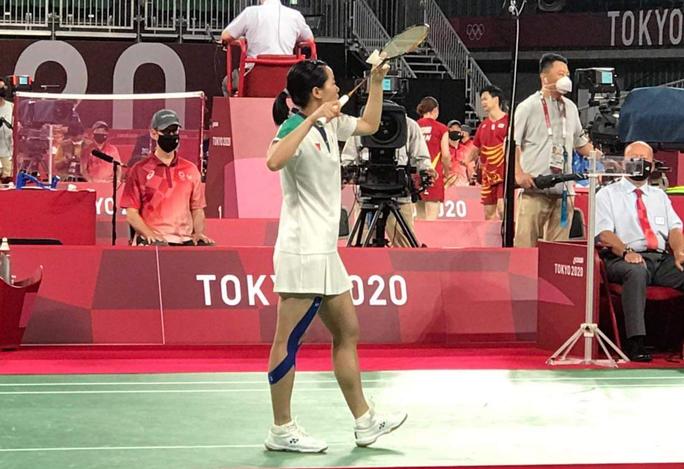 Olympic Tokyo ngày 24-7: Văn Đương hạ võ sĩ hạng 9 thế giới - Ảnh 1.