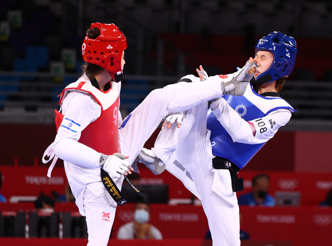 Olympic Tokyo ngày 24-7: Văn Đương hạ võ sĩ hạng 9 thế giới - Ảnh 9.