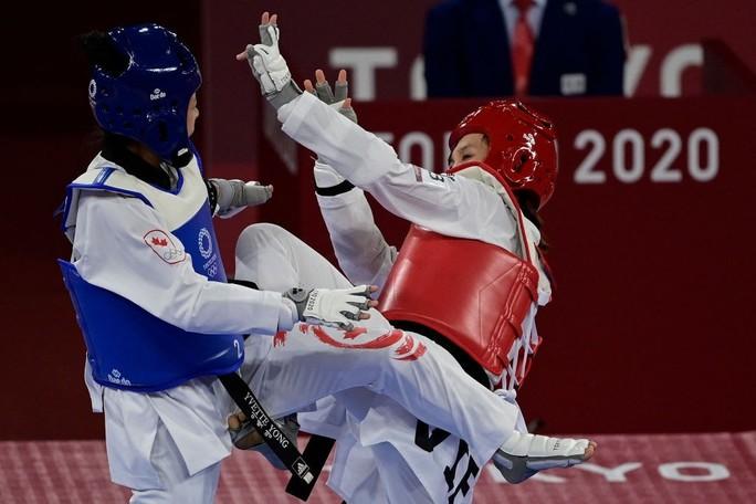 Olympic Tokyo ngày 24-7: Văn Đương hạ võ sĩ hạng 9 thế giới - Ảnh 6.