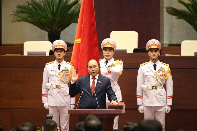 Quốc hội thảo luận về nhân sự bầu Chủ tịch nước - Ảnh 1.