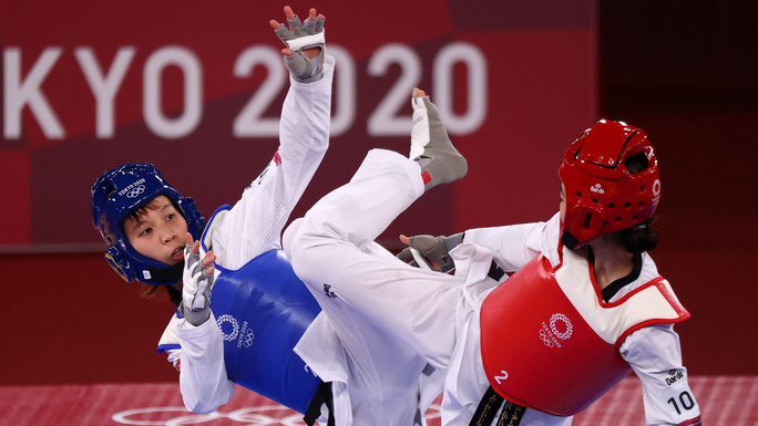 Olympic Tokyo ngày 24-7: Văn Đương hạ võ sĩ hạng 9 thế giới - Ảnh 8.