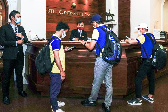 Khách sạn tích cực đăng ký làm điểm cách ly - Ảnh 1.