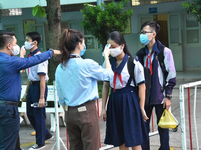 Mong sớm quyết phương án tuyển sinh lớp 10 tại TP HCM - Ảnh 1.