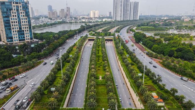Đường phố Hà Nội những ngày thực hiện Chỉ thị 16 - Ảnh 13.