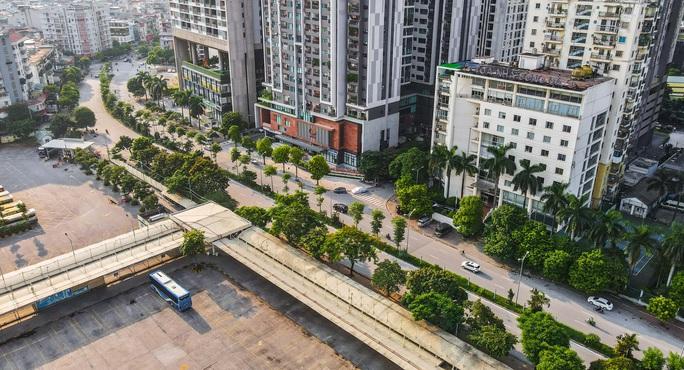 Đường phố Hà Nội những ngày thực hiện Chỉ thị 16 - Ảnh 11.