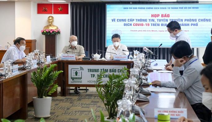 TP HCM: Người dân lợi dụng mặc áo shipper để ra đường sẽ bị xử nghiêm - Ảnh 1.
