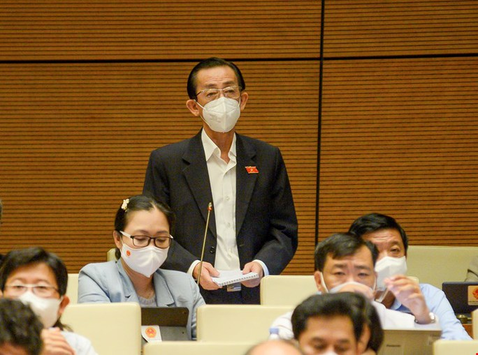 ĐB Trần Hoàng Ngân: TP HCM luôn ghi nhớ, tri ân tấm lòng của nhân dân cả nước hỗ trợ chống dịch Covid-19 - Ảnh 1.
