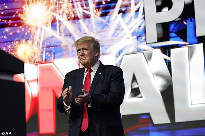 Ông Trump lần đầu thừa nhận cảm xúc của bản thân về cuộc bầu cử 2020 - Ảnh 1.