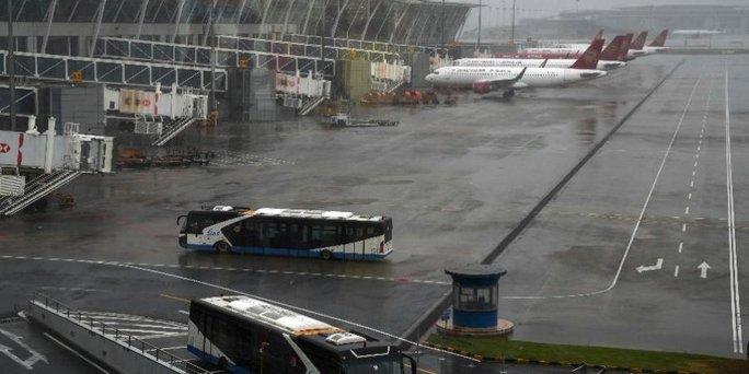 Trung Quốc: Bão In-Fa bổ bộ, bồi thêm mưa lớn sau lũ lịch sử - Ảnh 2.