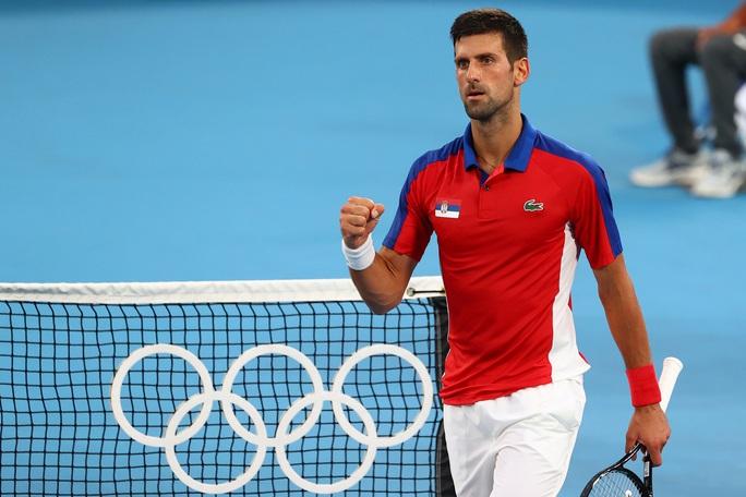 Djokovic vào vòng 3 Olympic Tokyo 2020 - Ảnh 3.