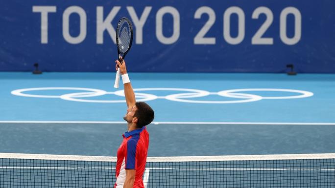 Djokovic vào vòng 3 Olympic Tokyo 2020 - Ảnh 5.