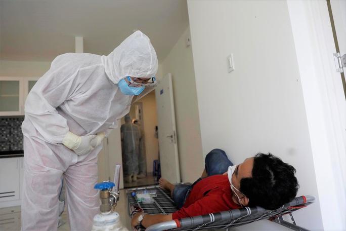 TP HCM: 3 bệnh viện dã chiến sẽ chuyển thành bệnh viện điều trị Covid-19 - Ảnh 1.