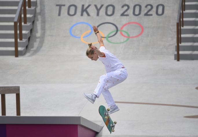 Sốc: Sao 13 tuổi giành huy chương vàng Olympic Tokyo - Ảnh 14.