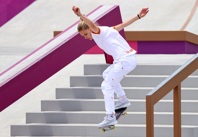 Sốc: Sao 13 tuổi giành huy chương vàng Olympic Tokyo - Ảnh 2.