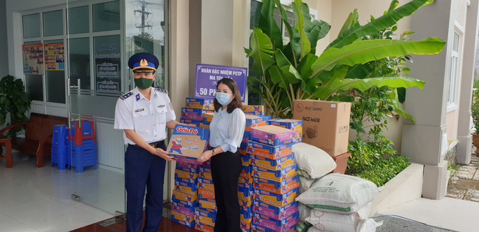 Cảnh sát biển đẩy mạnh các hoạt động tri ân các Anh hùng Thương binh Liệt sĩ - Ảnh 6.