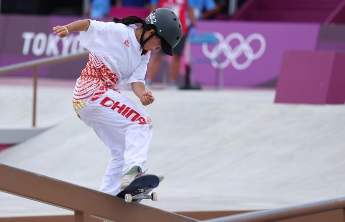 Sốc: Sao 13 tuổi giành huy chương vàng Olympic Tokyo - Ảnh 3.