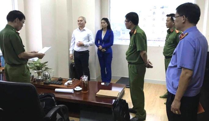 Vợ CEO Alibaba Nguyễn Thái Luyện cấu kết với em chồng rửa tiền - Ảnh 1.