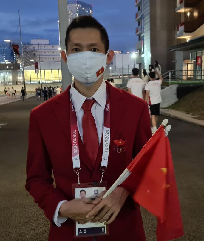 Olympic Tokyo ngày 27-7: Nguyễn Huy Hoàng thua vẫn làm nức lòng người hâm mộ - Ảnh 9.