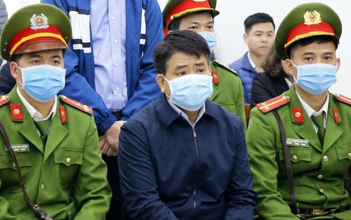 Cơ quan điều tra: Bị can Nguyễn Đức Chung khai báo không thành khẩn - Ảnh 1.