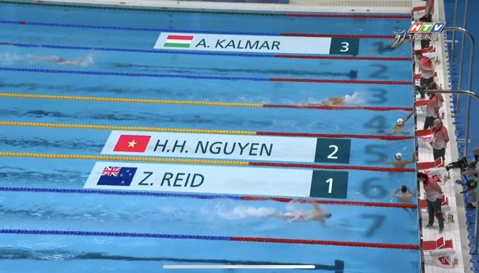 Olympic Tokyo ngày 27-7: Nguyễn Huy Hoàng thua vẫn làm nức lòng người hâm mộ - Ảnh 2.