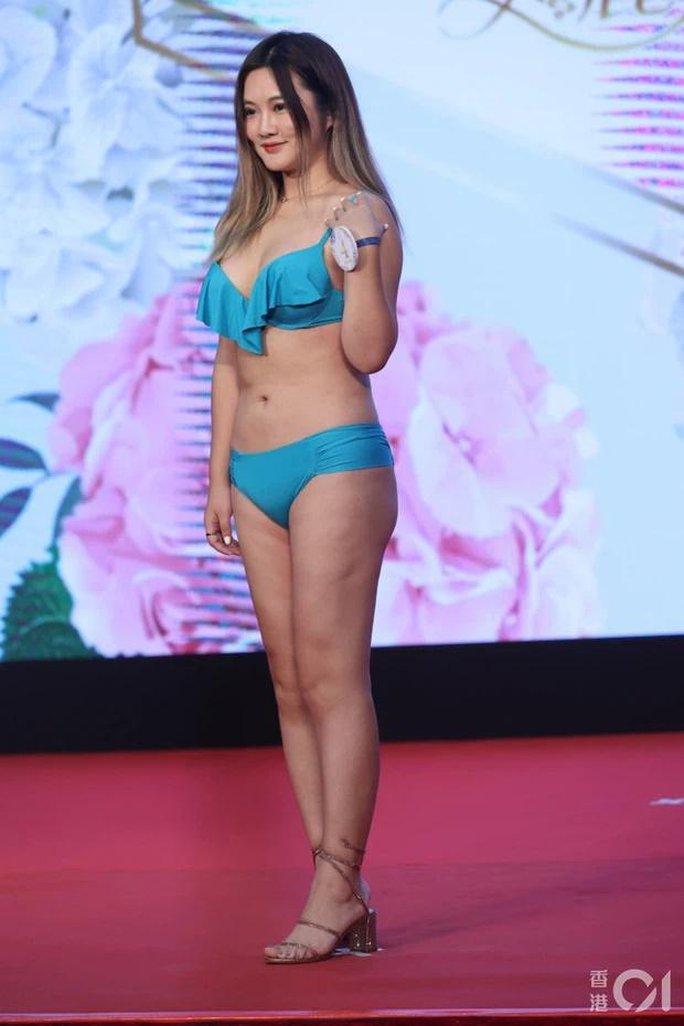 Choáng với nhan sắc của dàn thí sinh hoa hậu châu Á 2021 - Ảnh 5.