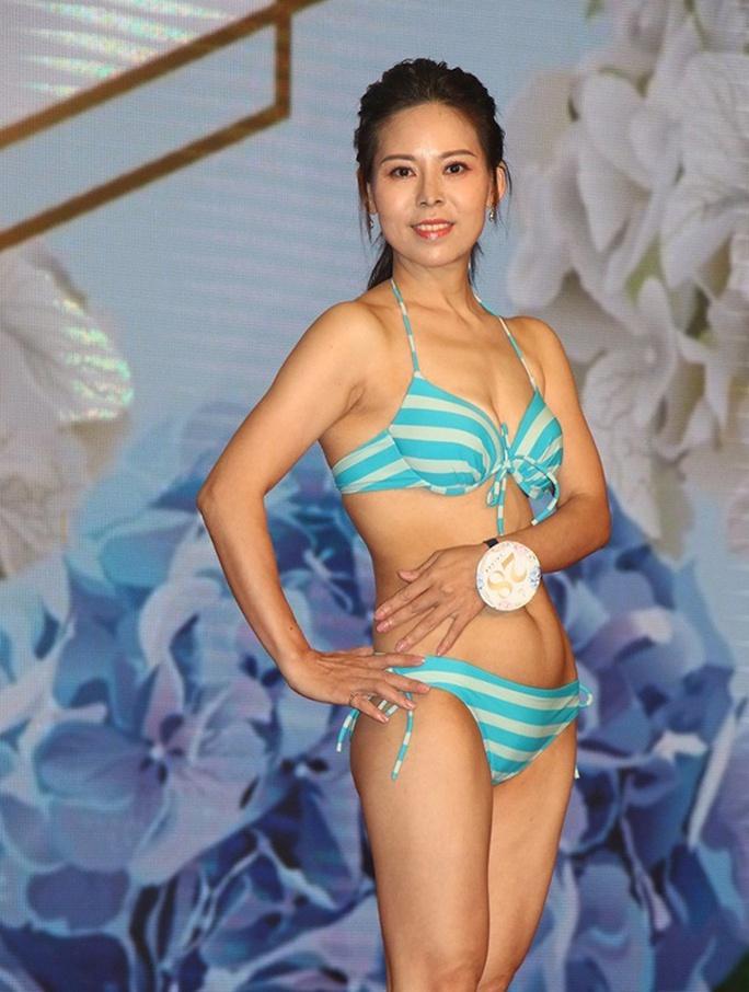 Choáng với nhan sắc của dàn thí sinh hoa hậu châu Á 2021 - Ảnh 15.