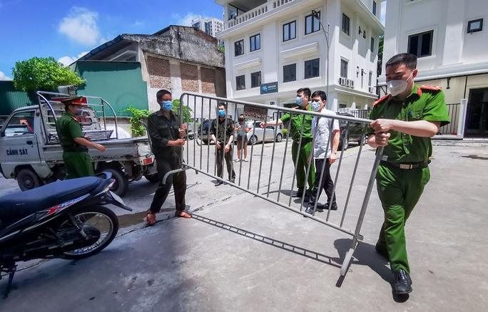 Dự phòng tình huống kéo dài giãn cách xã hội ở Hà Nội - Ảnh 1.