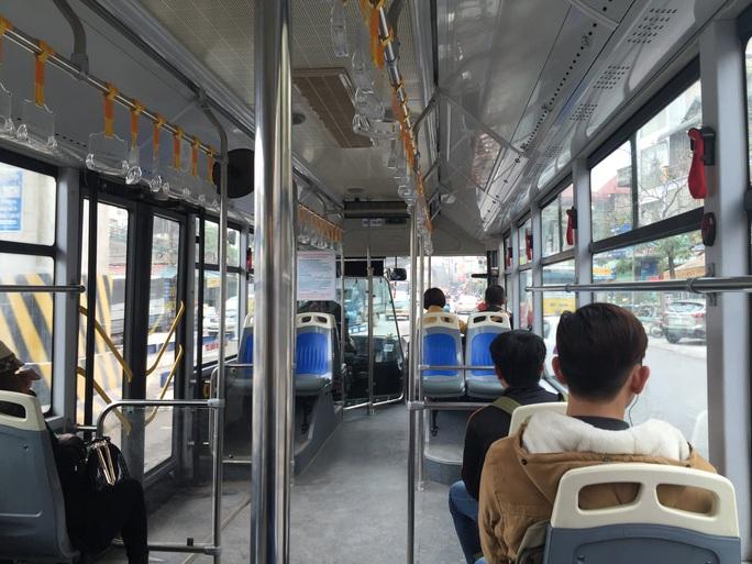 Dự án xe buýt nhanh BRT Hà Nội có sai phạm hơn 43 tỉ đồng, vắng khách - Ảnh 2.