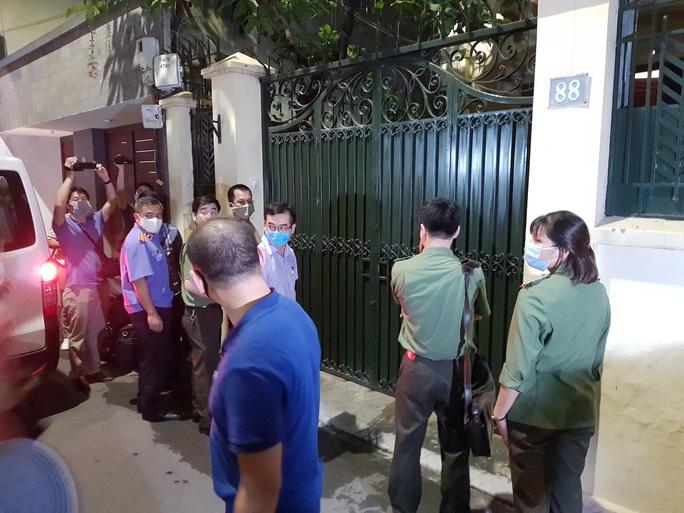 Vì sao vợ ông Nguyễn Đức Chung không bị xử lý? - Ảnh 1.