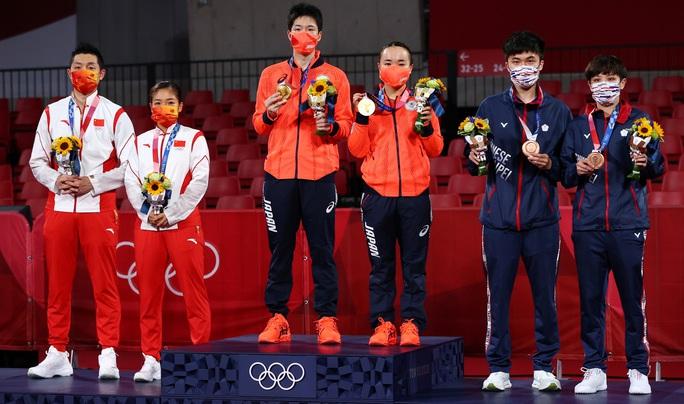 Địa chấn bóng bàn Olympic Tokyo! - Ảnh 9.