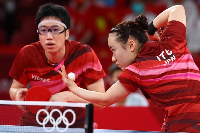 Địa chấn bóng bàn Olympic Tokyo! - Ảnh 1.