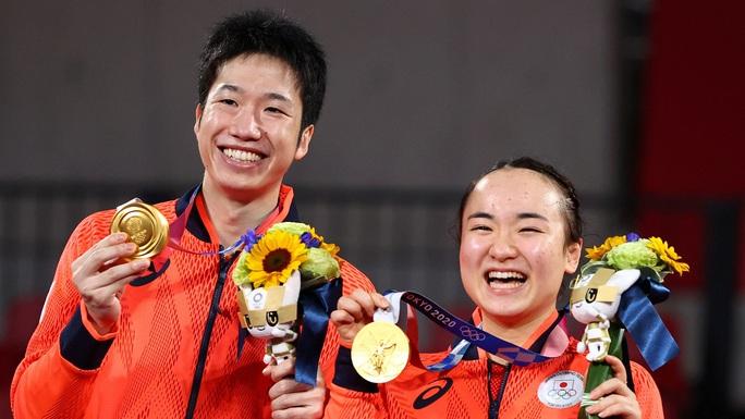 Địa chấn bóng bàn Olympic Tokyo! - Ảnh 7.