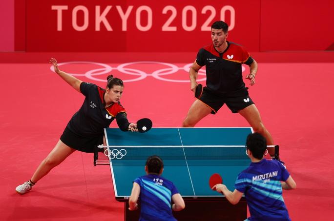 Địa chấn bóng bàn Olympic Tokyo! - Ảnh 4.