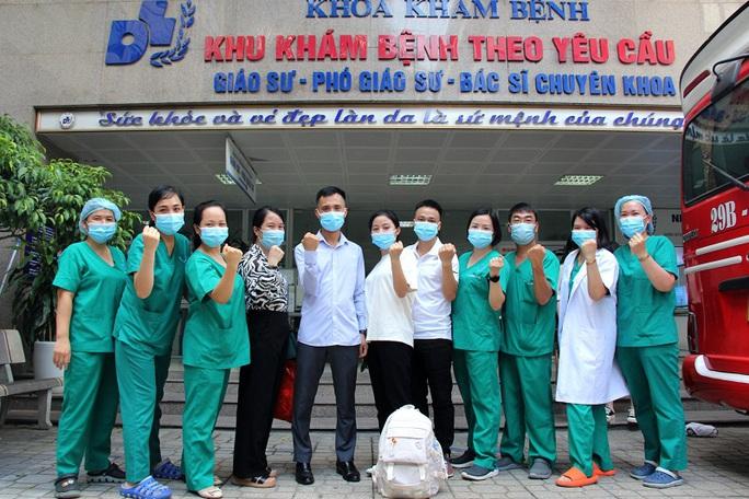 Nhiều bệnh viện tuyến Trung ương cử thầy thuốc chi viện TP HCM chống dịch Covid-19 - Ảnh 1.