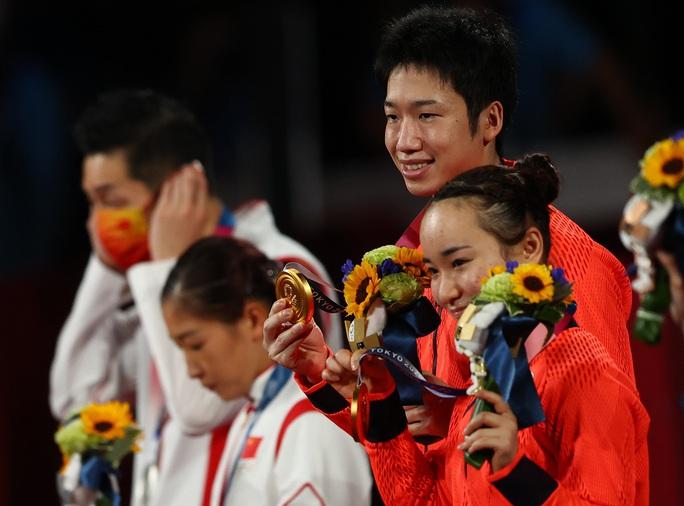 Địa chấn bóng bàn Olympic Tokyo! - Ảnh 8.