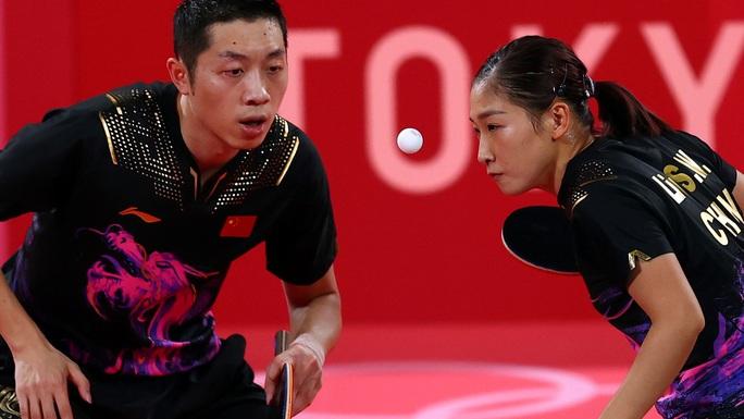 Địa chấn bóng bàn Olympic Tokyo! - Ảnh 2.