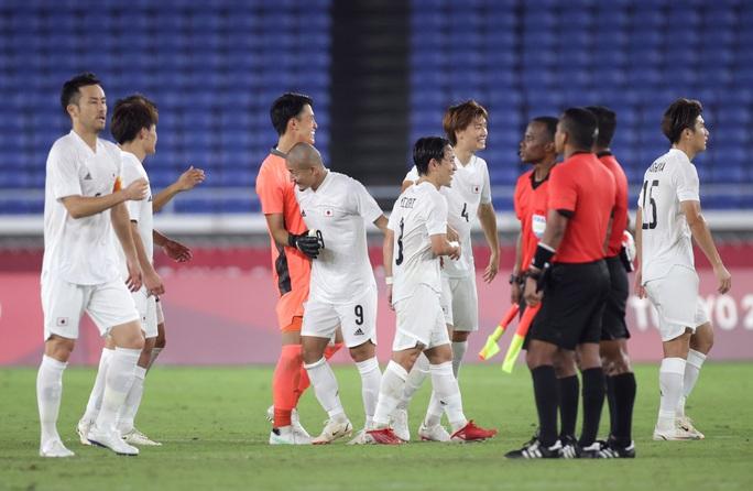 8 đội vào tứ kết bóng đá nam Olympic Tokyo 2020 - Ảnh 4.