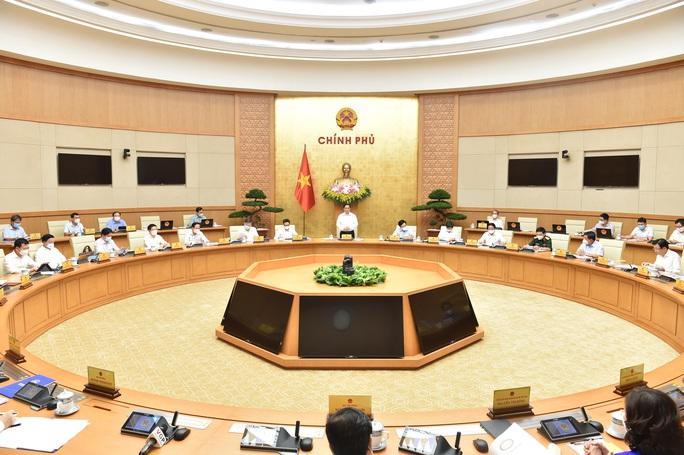Chính phủ nhiệm kỳ mới giảm 1 Phó Thủ tướng, có 22 Bộ trưởng, Trưởng ngành - Ảnh 1.