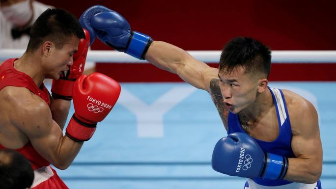 Olympic Tokyo ngày 28-7: Nguyễn Văn Đương thua võ sĩ số 1 châu Á - Ảnh 1.