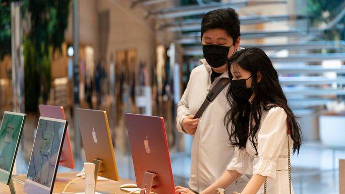 Lợi nhuận của Apple, Google, Microsoft tăng vọt trong dịch Covid-19 - Ảnh 1.