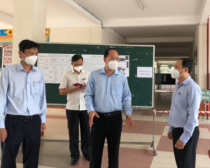 Ông Nguyễn Hồ Hải: Quận Tân Bình cần chủ động tăng số giường bệnh - Ảnh 1.